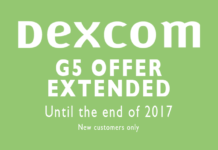Dexcom G5® Mobile Continuous Glucose Monitoring System