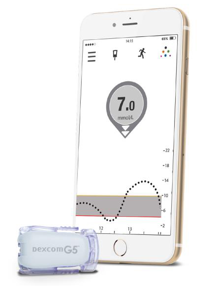 Monitoring Type 2 Diabetes foto