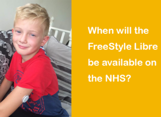 Abbott FreeStyle Libre on the NHS