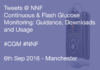National Network Forum Glucose Monitoring