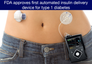 Medtronic 670g insulin pump