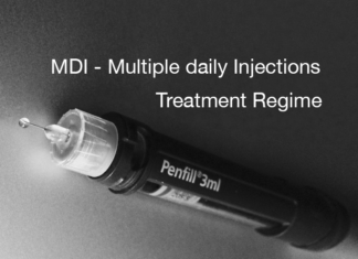MDI Multiple daily injections