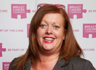 Anne McTaggart MSP