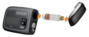 1.6ml NovoRapid® PumpCart® Insight Insulin Pump