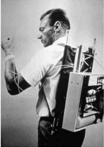 1963: Dr. Arnold Kadish first insulin pump