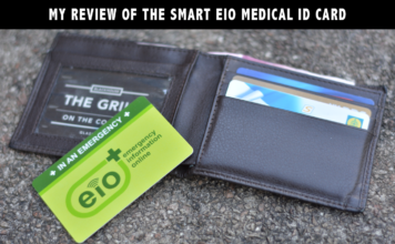 EIO Medical ID Card - Emergency Information Online