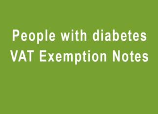 vat exemption notes