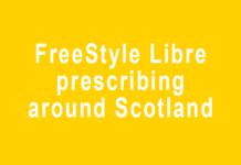 abbott freestyle libre prescribing around scotland
