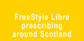 abbott freestyle libre prescribing around scotland