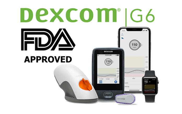 Dexcom G6 CGM