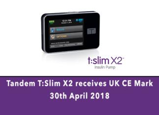 Tandem t:slim X2 received CE mark