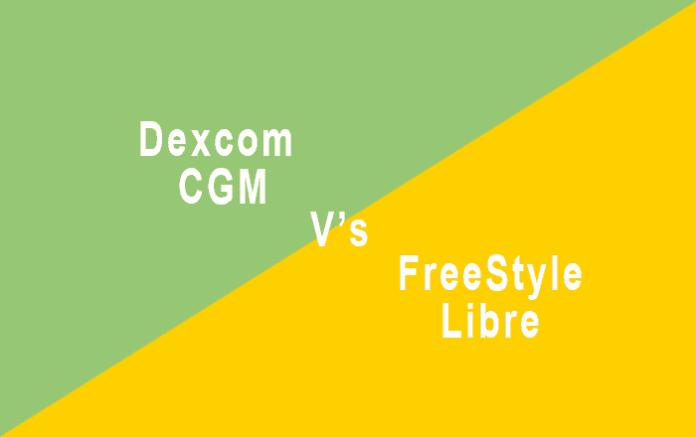 Dexcom vs freestyle libre