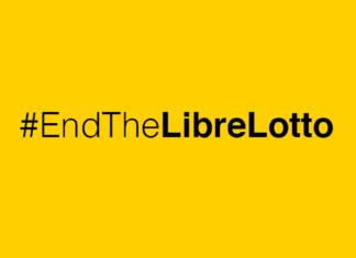#EndTheLibreLotto
