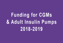 Funding for insulin pumps and CGM in Scotland 2018