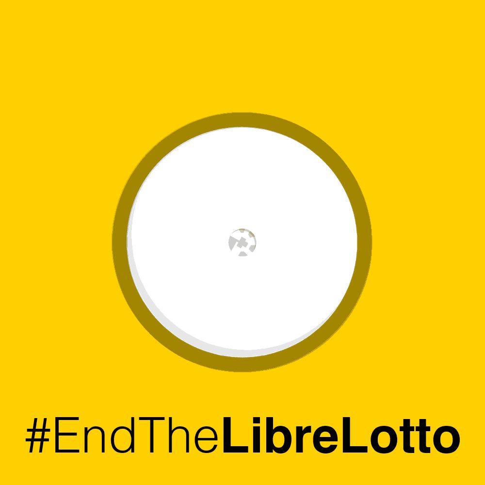 #EndTheLibreLotto FreeStyle Libre Campaign