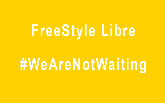 We are not waiting with the FreeStyle Libre | iPAG Scotland